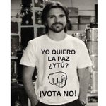 "Juanes repudia fotomontaje en el que apoya el ""no"" a la paz. https://t.co/NSF3usVNsX https://t.co/ZQMg4IkWFP"