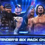 The #SixPackChallenge field is SET for tonights Main Event LIVE on #SDLive on @USA_Network! https://t.co/iOAZ92jOVr