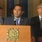 Presidente Morales manifiesta su total apoyo a la gestión de la Dr. @hernandezmack frente al ministerio de Salud. https://t.co/ac8F9eZbgJ