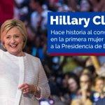 Hillary Clinton, confirmada oficialmente como candidata demócrata a la Presidencia de EE.UU. https://t.co/zQiS0NUBW3 https://t.co/WGJVOXxrLT
