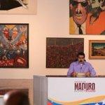 Presidente Maduro: Ante las agresiones del imperialismo pongamos nuestra cultura al frente https://t.co/wOQnm9sem9 https://t.co/oH7g5zAAXH