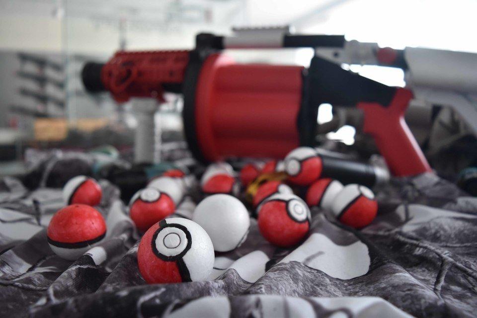 #ICS #MGL #PokemonGo #pokemonball #loveairsoft #icsbb #icsairsoft https://t.co/AymWcPbjFT https://t.co/N6OE0oiwK6
