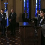 Pdte @jimmymoralesgt designa a Lucrecia Hernández Mack como ministra de @saludguatemala @hernandezmack https://t.co/8RSZVsvT5C