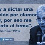 #CooptaciónDelEstado| Juez Miguel Ángel Gálvez asegura que no resolverá con base a presiones https://t.co/8bZo2re9yl https://t.co/zkgkhTxlsh