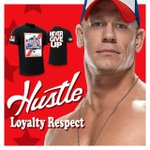 @JohnCena #HustleLoyaltyRespect tee at #WWEShop https://t.co/BhLm4tB4oQ #WWE #SmackdownLive https://t.co/ycd1EXI6vc
