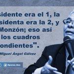 """Antes de resolver, juez Gálvez recuerda quiénes son """"el 1"""" y """"la 2"""", mencionados en escuchas https://t.co/8bZo2re9yl https://t.co/UAuopqfc37"""