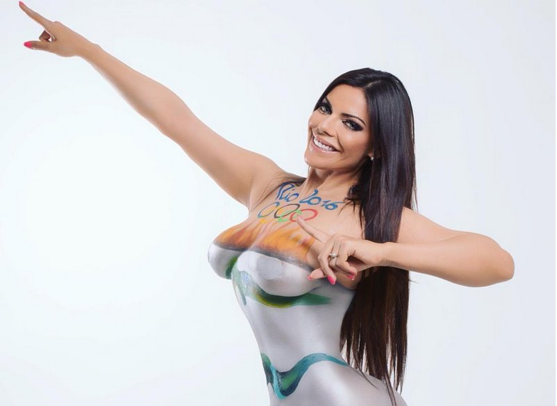 RT @Publisport_MX: Miss Bumbum, nueva musa de Río 2016 ¡Y llega a México! https://t.co/0chBlhYRNY #ImperdiblesPublisport https://t.co/QmftB…