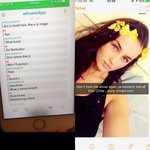 Bird thought her bf was snaking other lassies, hacked his sc, screenshotted all the messages n posted to his story https://t.co/E4A8kNkHuM