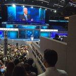 .@washdems enjoying @BillClinton talk @PHLDNC2016 @dncphilly2016 #DNCinPHL https://t.co/BLKtEIcNfy