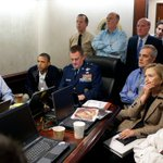 """She backed President Obama's decision to go after Osama bin Laden."" —@BillClinton on Hillary https://t.co/vDgTxiWfZJ"