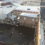 The shocking scene in Hobarts CBD. @WINNews_Tas https://t.co/TxYnwgS7ET