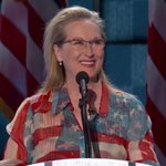 """Meryl Streep: """"What does it take to be the first female anything? It takes grit and it takes grace."""" #DemsInPhilly https://t.co/6QfjI9CG2S"""