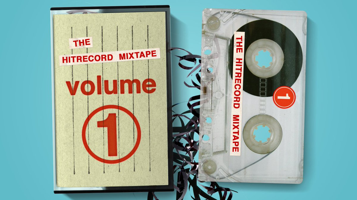 RT @hitRECord: We've got an exciting update + new challenges for our hitRECord Mixtape! Here's the scoop... https://t.co/FnOkeEMdOm https:/…