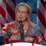 """Meryl Streep: """"What does it take to be the first female anything? It takes grit and it takes grace."""" #DemsInPhilly https://t.co/MphBuZeXPG"""