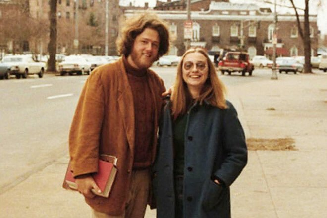 Two future Presidents?  Who would have thought. #Clinton https://t.co/gnulJdWO7l