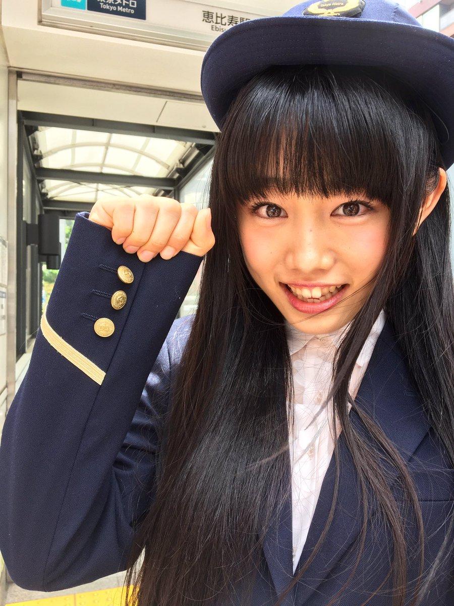 ぁぃぁぃ×東京メトロコラボフォトブック「am Tokyo Girl's Way」紙版も見てね…