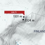 Norwegian PM Erna Solberg might give Halti mountain to Finland as a 100th birthday gift https://t.co/yIawRjIDb4 https://t.co/9V3nUuSbTu