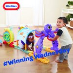 #WinningWednesday Follow and RT to #WIN an Lil Ocean Explorers 3-in-1 Adventure Course! Closes midnight on 27.07.16. https://t.co/yVg8EUeNqR