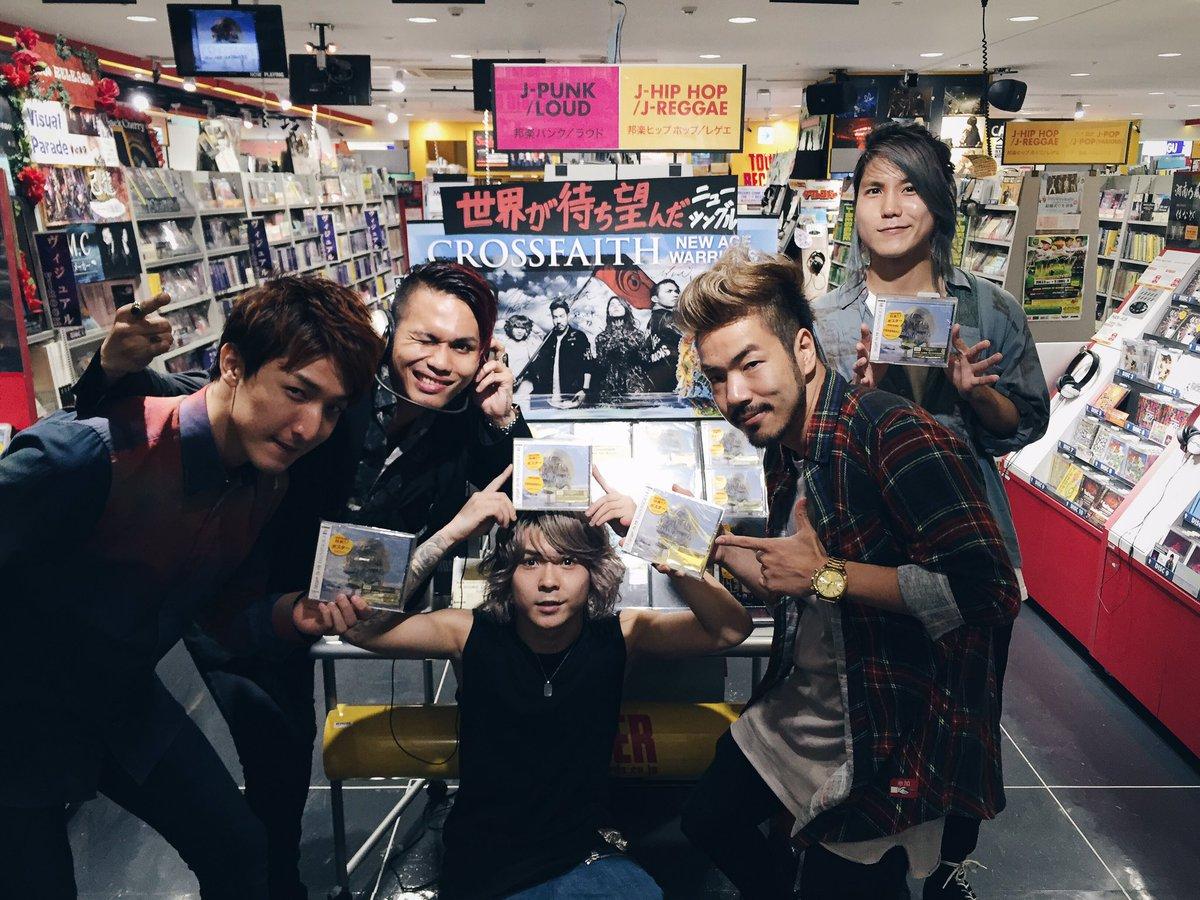 タワーレコード横浜ビブレ店(@TOWER_Yokohama)ありがとうございました!  ツアーでは1…