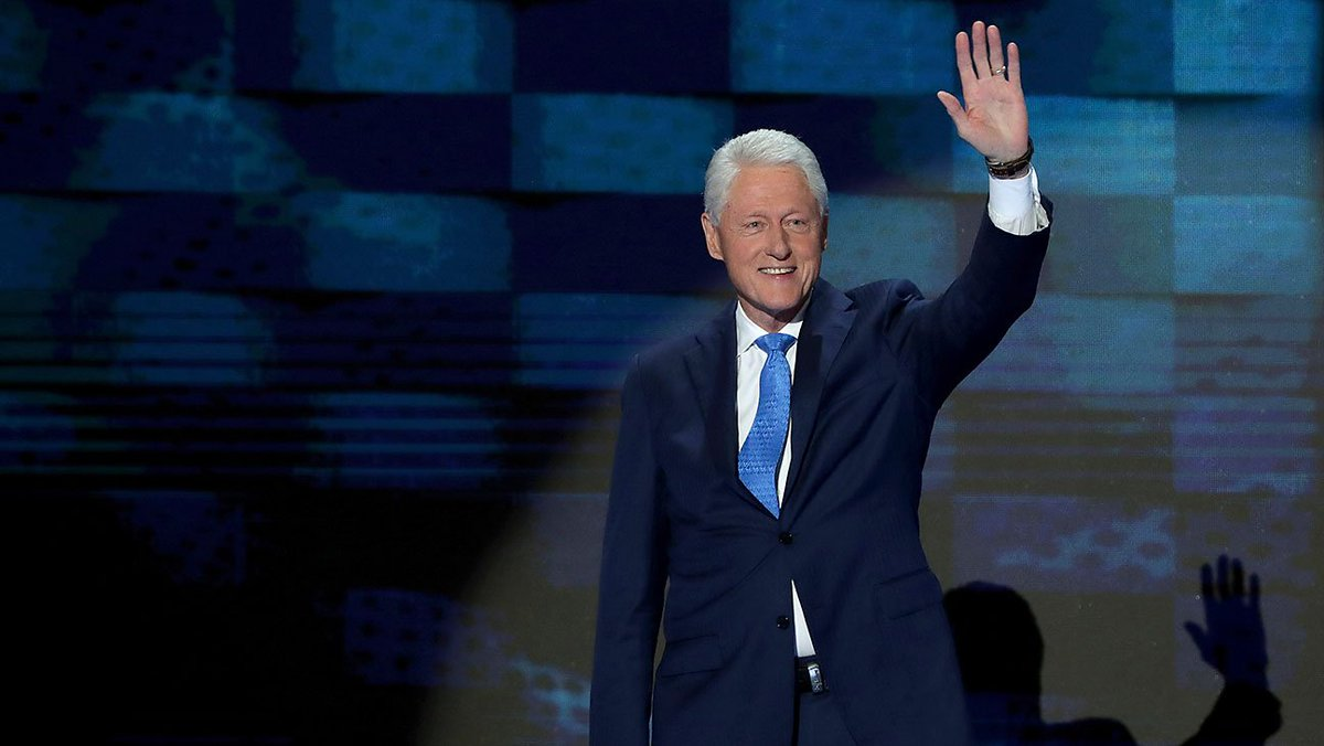 Bill Clinton at DemsInPhilly: Vote for Hillary Clinton, TheRealOne. Watch his full speech