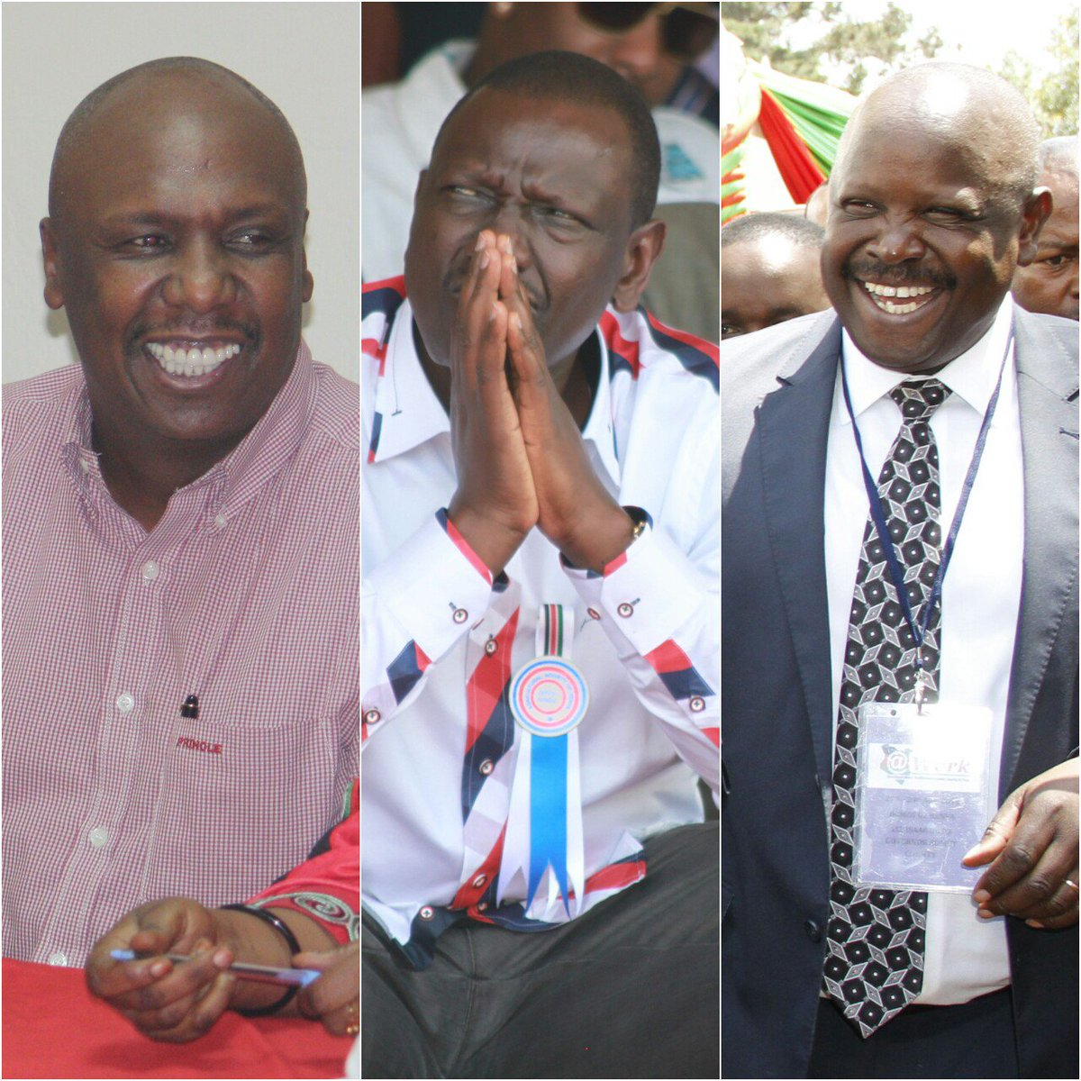 Elders in fresh attempt to reconcile DP Ruto, Kanu's Gideon Moi and Isaac Rutto