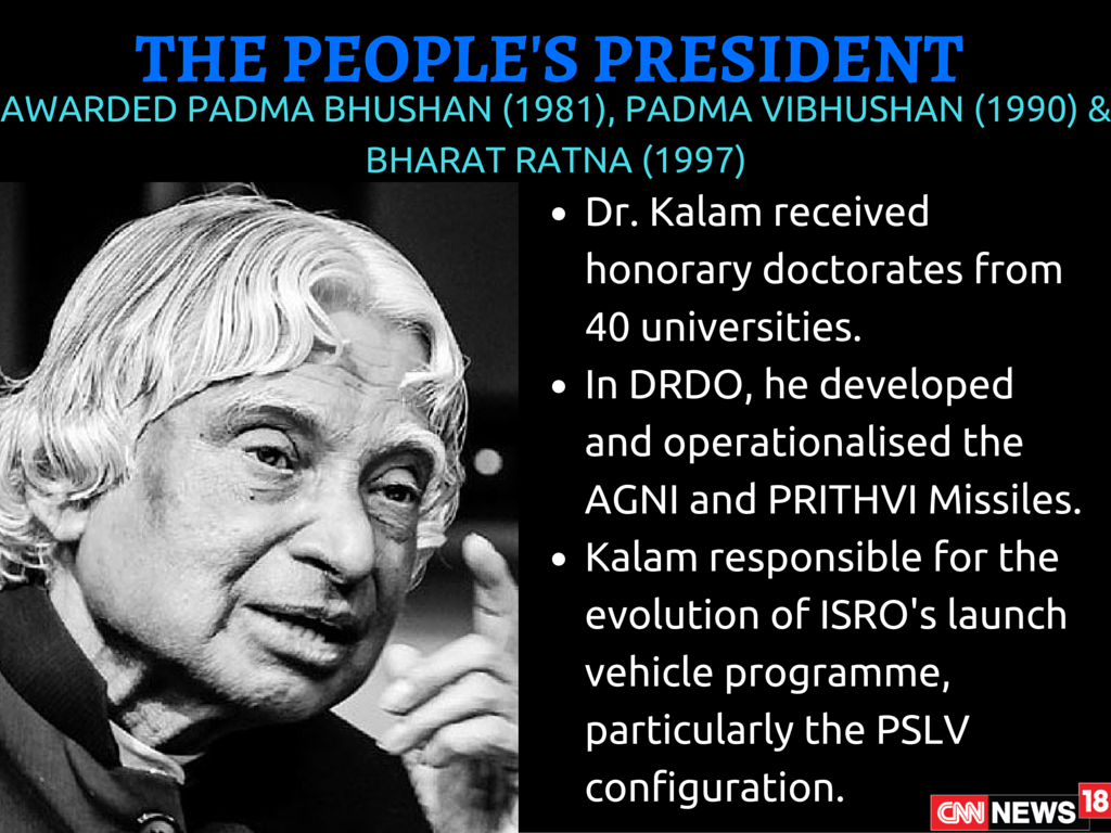 contribution of apj abdul kalam towards nation Here are top contributions of dr apj abdul kalam to science,  man and saw a  dream of india becoming a developed nation by the year 2020.
