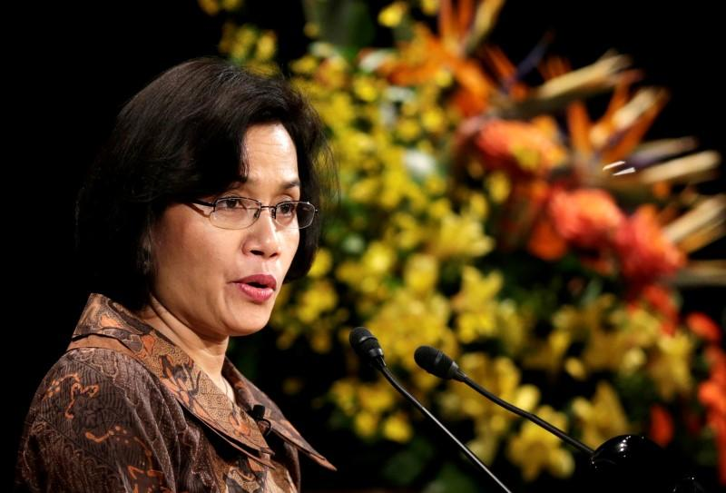 Indonesia's president appoints World Bank's Sri Mulyani as finance minister