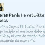 Marina Joyce ft Isaias Pardo @IsaiasPardoOk no sabes cuanto te amoooooo!!!! https://t.co/8kWCOrpqEr