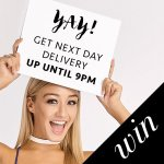 #WIN £200 to spend at @inthestyleuk to celebrate our NEXT DAY DELIVERY until 9pm + FREE UK RETURNS! RT + follow 😘 https://t.co/KXUuUv2B2W