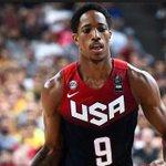 @raptorsrapture Just realized both Vince Carter and DeMar DeRozan are rocking the #9 for Team USA. #Raptors https://t.co/oP3LK4HuII