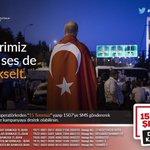 Haydi Bursa, Haydi Türkiye, Şehitlerimiz için bir ses de sen yükselt. #DayanışmaKampanyası https://t.co/QVNcfH9w77