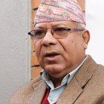 Prachanda is yet to justify Maoist pullout: https://t.co/duRBB79TQr Madhav Nepal #Nepal #nepalipolitics https://t.co/QS2RgcJc1q