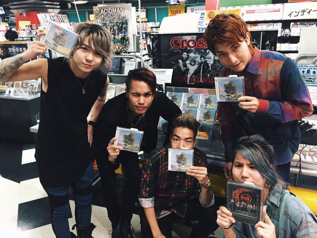 タワーレコード池袋店(@TOWER_Ikebukuro)さんありがとうございます!  #NewAge…