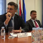Thanks @AndrejPlenkovic for todays briefing for diplomats on @HDZ001 priorities heading into elections. https://t.co/EElRM8smK8