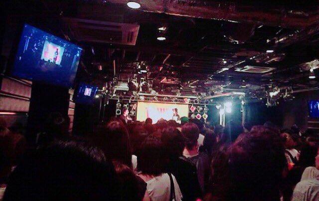渋谷インストア、凄い人数でビックリ!来てくださった皆様、ありがとうございます! インストアは各会場、…