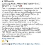 ¡Por favor ayudar a difundir!🙏🏽Nuevamente gente del mundo del deporte afectada x robo😔 @HockeyChileDam @ChileHockeyV https://t.co/U1MSUp0sAr