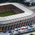The Bialystok City Stadium in Poland. 22,386 capacity. Imagine this at Kingsford. #aberdeen https://t.co/XAKjTepCBy