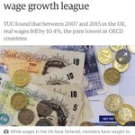 """Tories in 2010: """"We mustnt let our economy go the way of Greece"""" *allow wages to go the way of Greece* https://t.co/Bazgyn0Frn"""