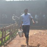 Nyahururu Boys High School set on fire in broad daylight