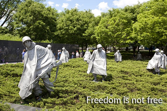 Today is #KoreanWarVeteransArmisticeDay and we remember those who fought in Korea #NoLongerTheForgottenWar https://t.co/i3oGFCbaS1
