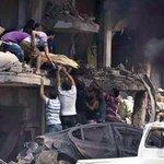 ISIS deja al menos 44 muertos en un golpe en la capital kurda de Siria https://t.co/4Y9zfPJxnG https://t.co/cjvxUnHuxK