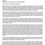 Farewell letter Mas @aniesbaswedan sbg mendikbud kepada para guru & penggiat pendidikan. Syedih akuh 😭 https://t.co/a6QbjPNObl