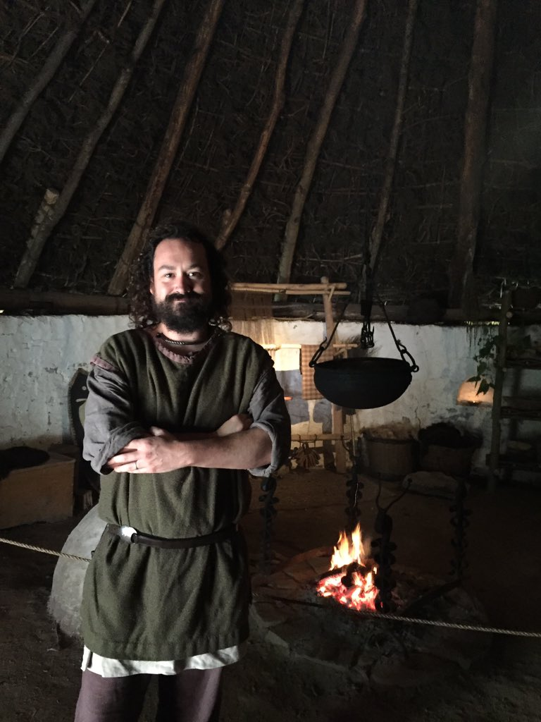Fancy finding out what life in Iron Age Wales was like? Well now you can. Bryn Eryr farmstead is open to all https://t.co/lo4Tnu5UEa