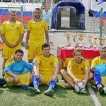 Знакомитесь, сборная одесских журналистов на футбольном турнире в Туле... в Раше Просто пздц https://t.co/H20n2lKfy8 https://t.co/l2XFSjY2SI
