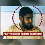 Pak terrorist caught in Kashmir; trained in Muzaffarabad Lashkar camp. NIA team in Handwara to question terrorist https://t.co/nl1hdoMsxk