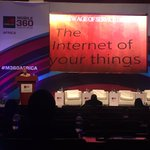 Government societies must all work together to make sure internet is connected. #M360Africa #HapaKasiTu https://t.co/sn2oybWdYy