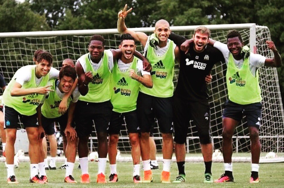 Winner!!!👍👍 #trainingcamp#germany#teamOM#ちなみに両サイドか…