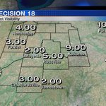 May encounter patchy fog this morning. Visibility is at 2 miles in #Lafayette. #INwx https://t.co/uBCuWcMM5T