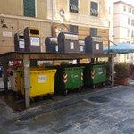 Ondergrondse huisvuilinzameling in Genua https://t.co/lewAyE6PFN