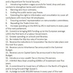 20 policy announcements from Owen Smith. Should have published them on day one of his campaign. https://t.co/zxPxFu9QSw